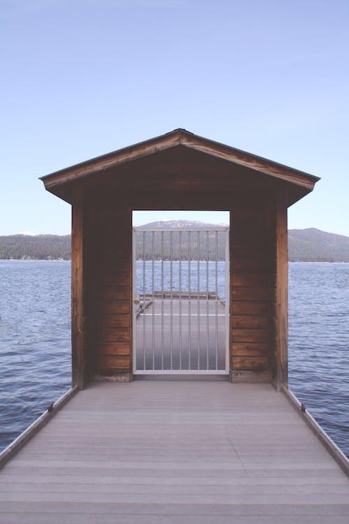 Foto stok gratis air, cairan, danau, dermaga
