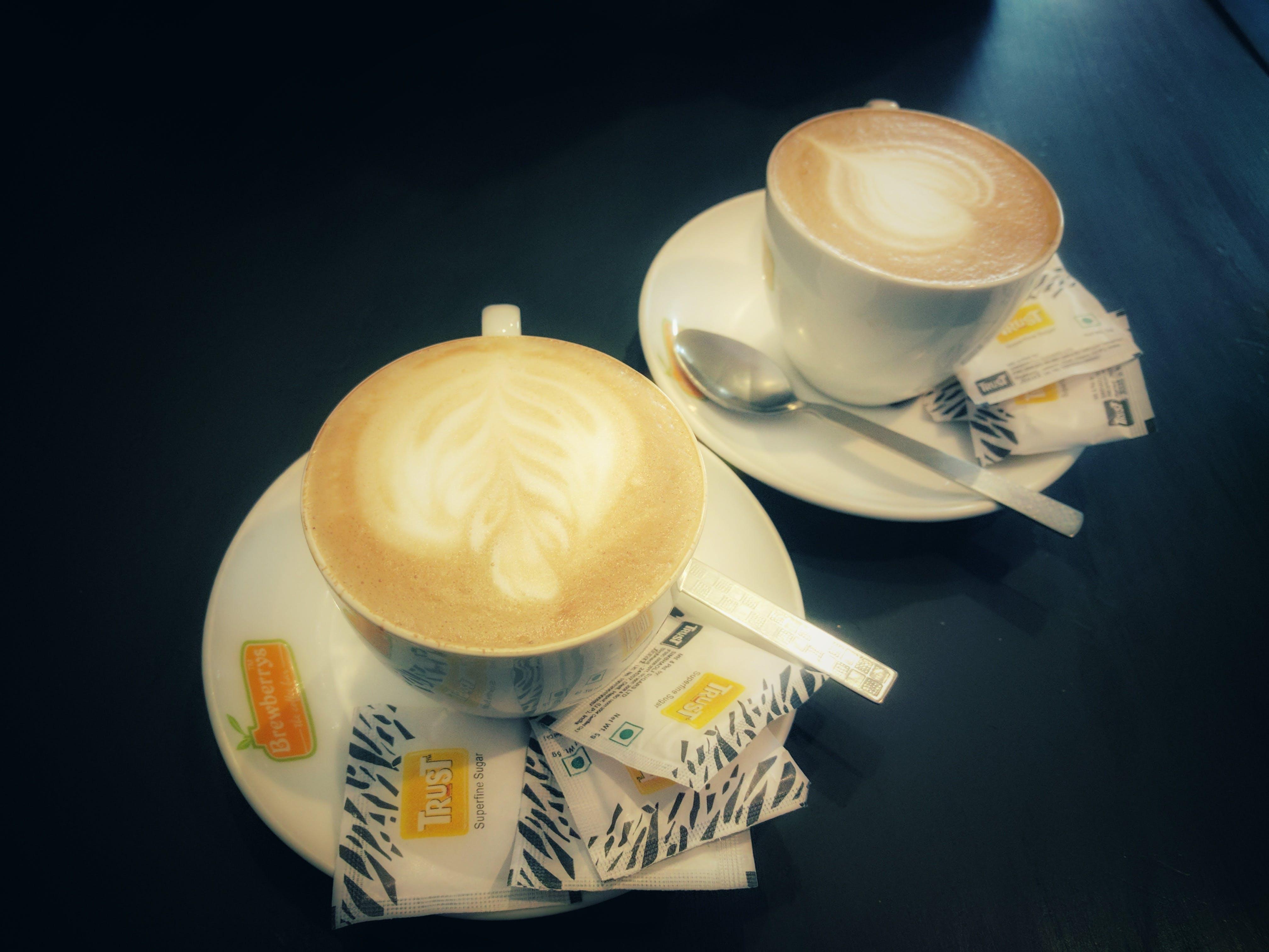 Free stock photo of coffee, coffeeart, coffeedate, coffeelover