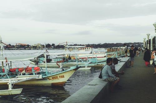 Gratis lagerfoto af båd