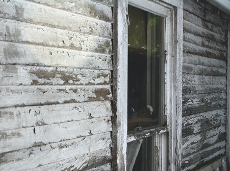 Free stock photo of house, farm, window, old