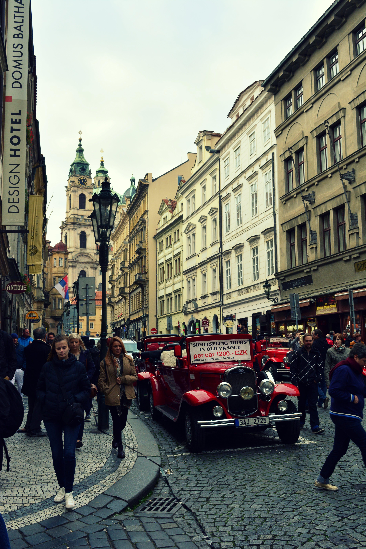 Gratis lagerfoto af gammel by, Prag