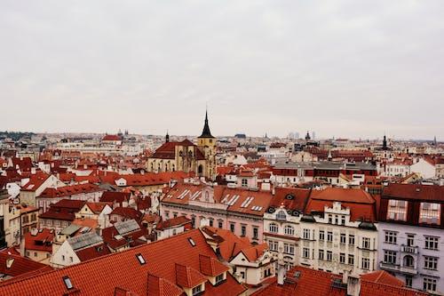 Безкоштовне стокове фото на тему «Будівля, дах, міський пейзаж»