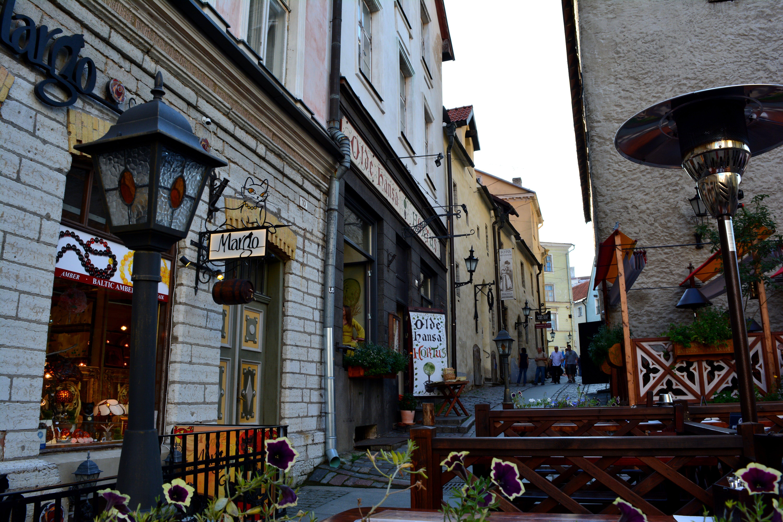 Gratis lagerfoto af gammel by, tallinn
