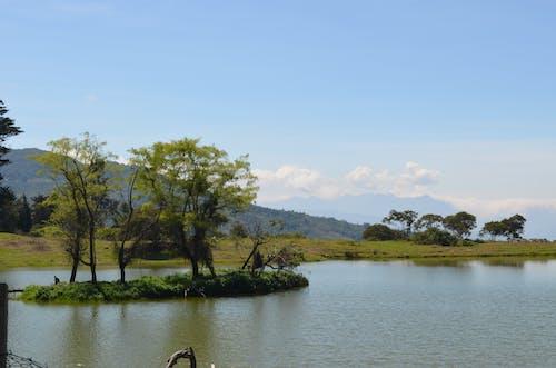 Free stock photo of blue lagoon, lagoon