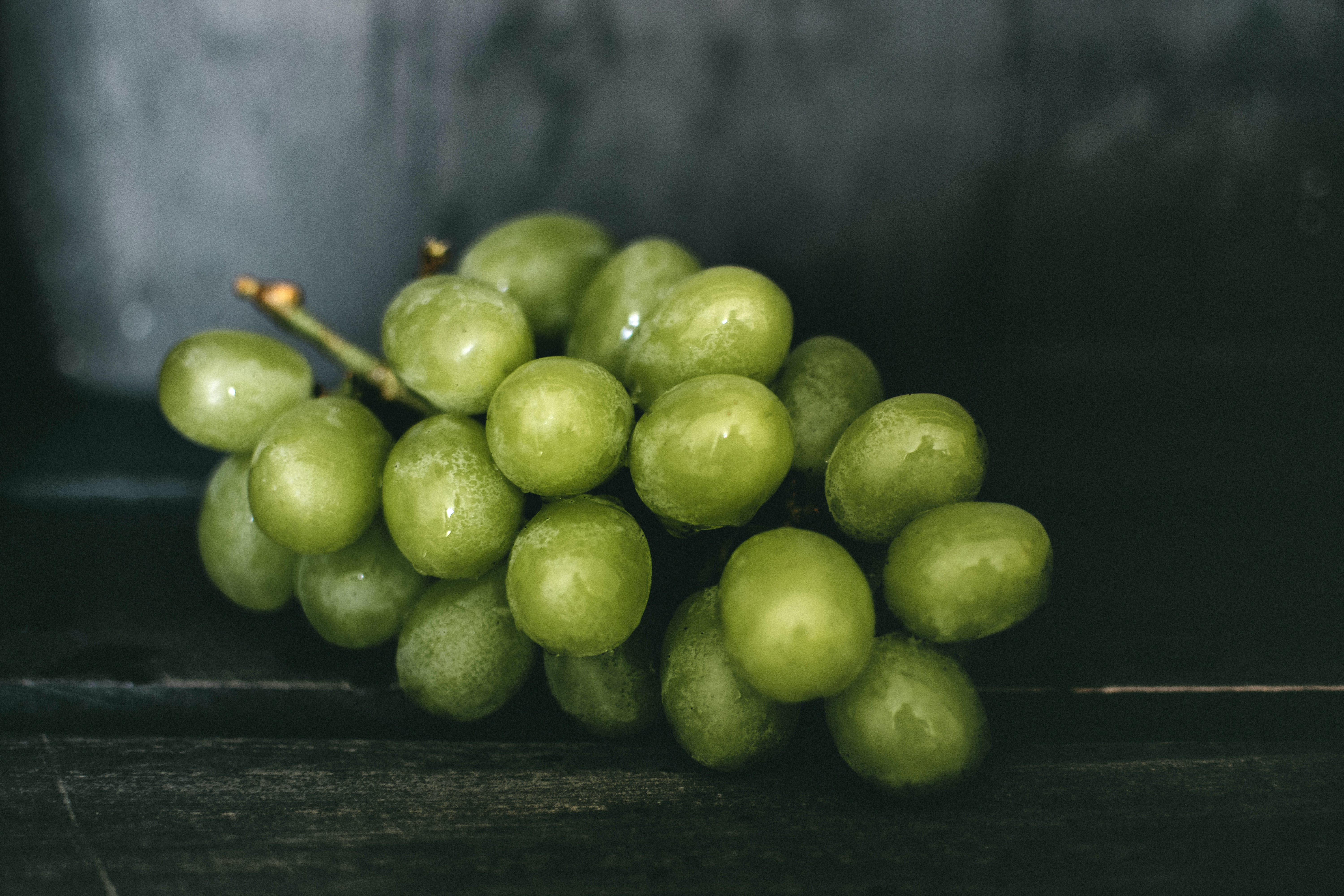 Bundle of Green Grape