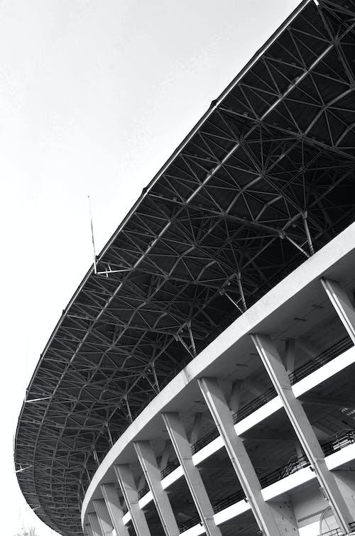 Foto profissional grátis de architec, arquitetura, construção, nuvens