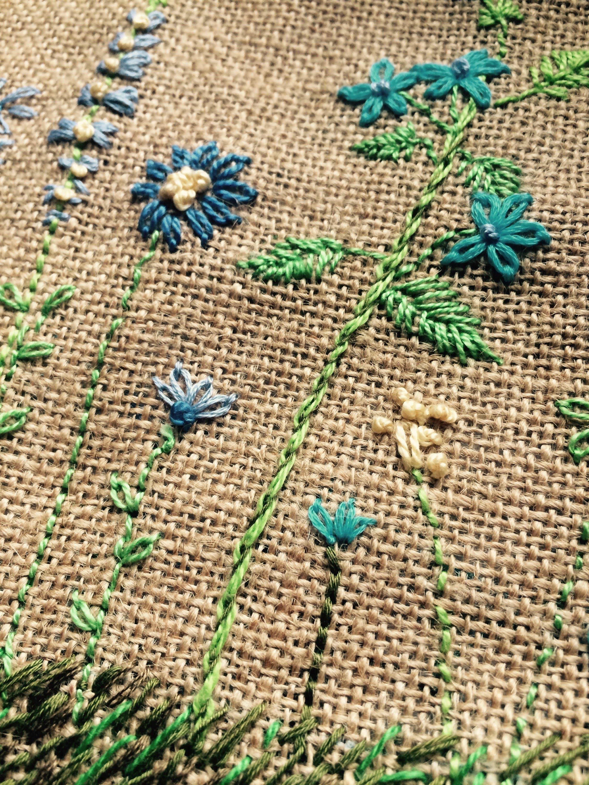 Free stock photo of cloth, embroidery, fabric, handmade