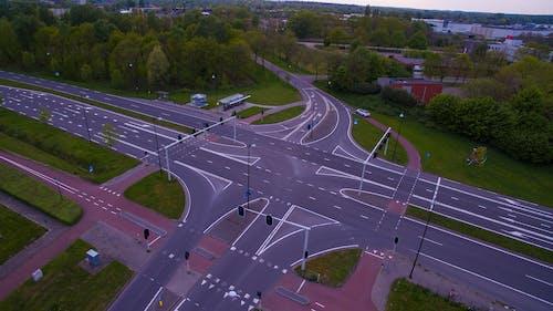 十字路口, 路 的 免費圖庫相片