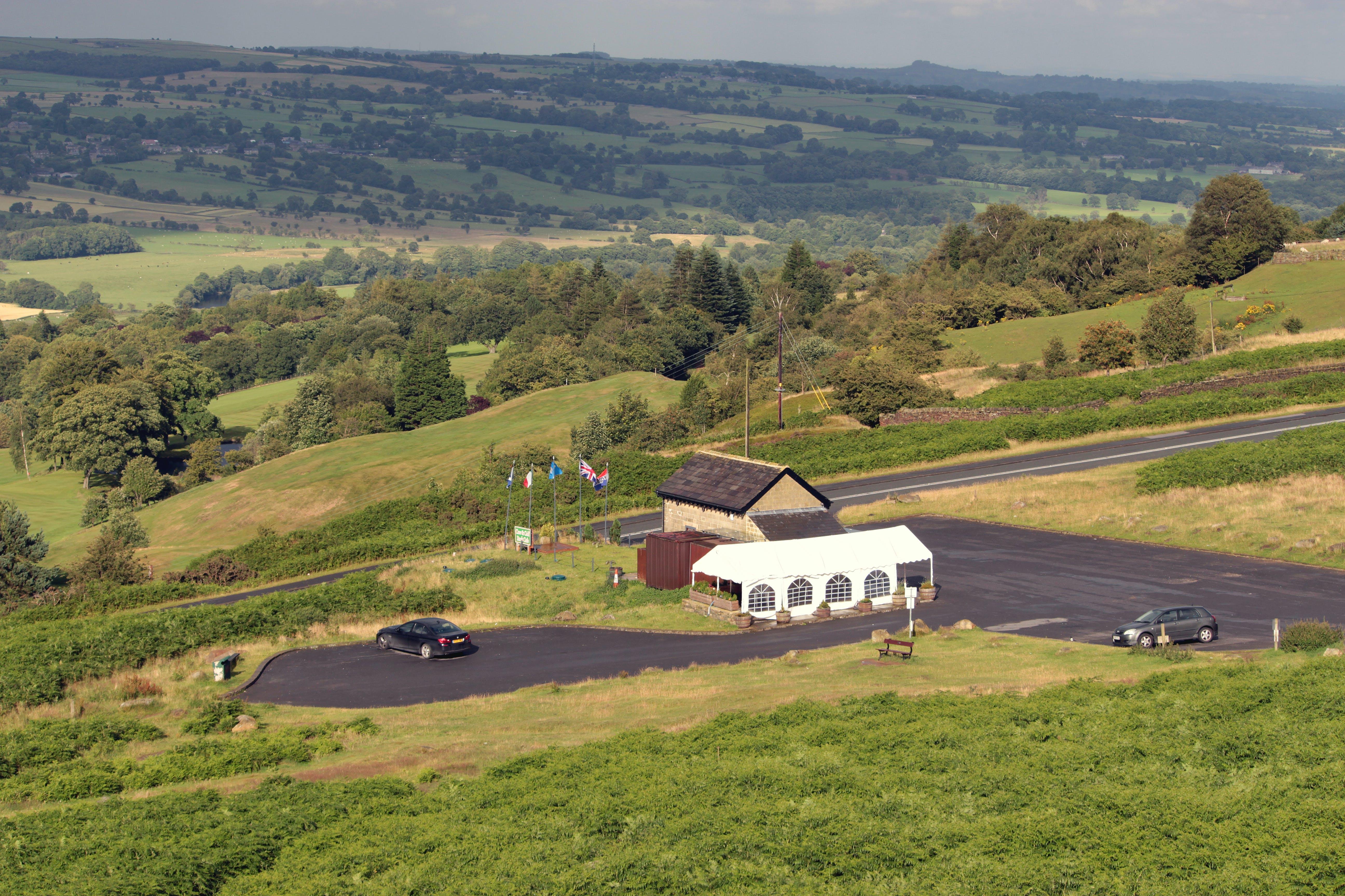 Free stock photo of beautiful, beautiful place, Bradford, car parking