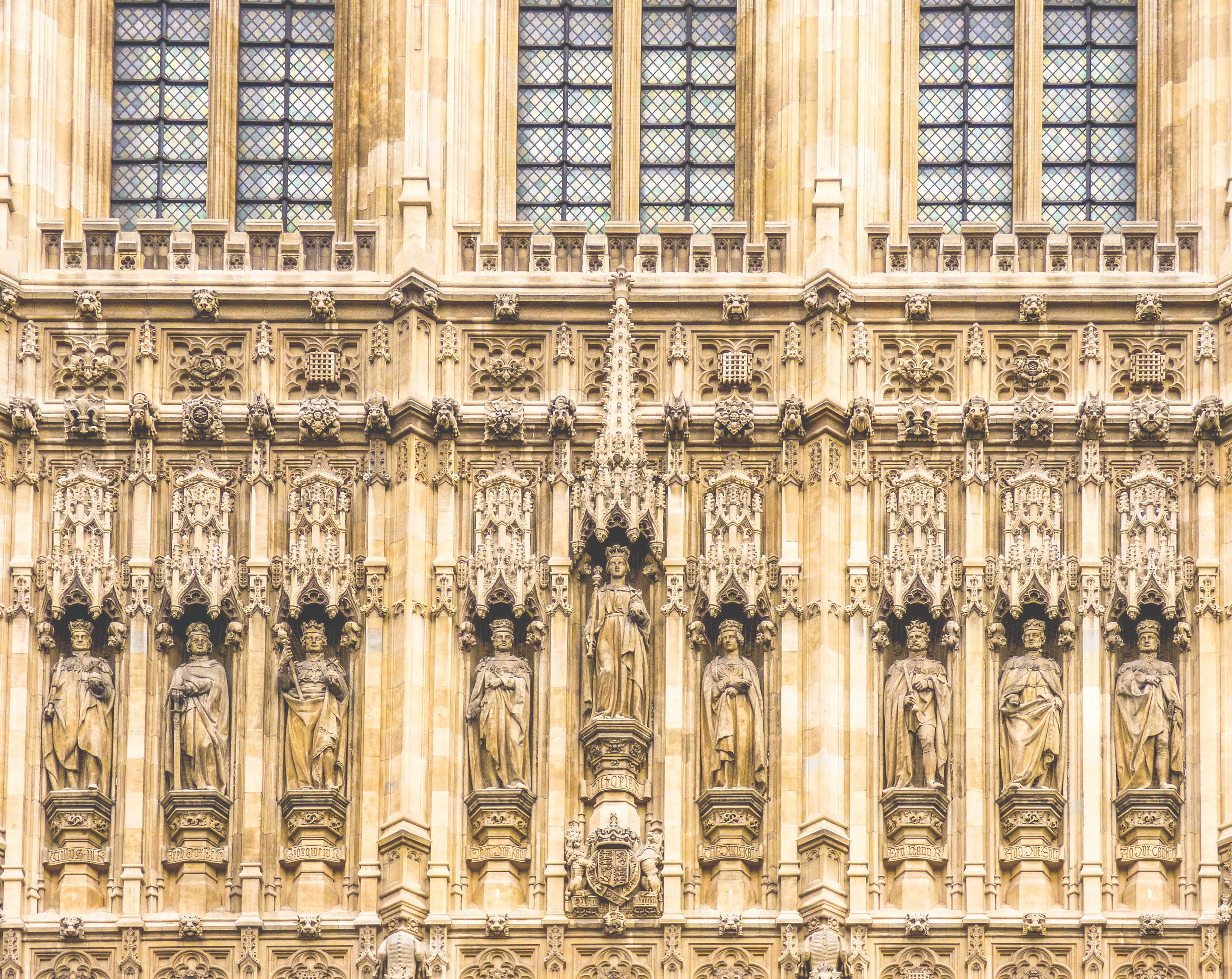 Photos gratuites de architecture, bâtiment, cailloux, cathédrale