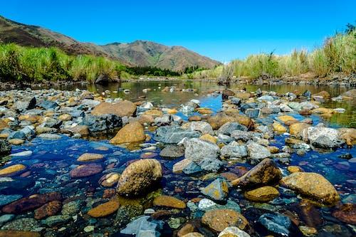 Foto d'estoc gratuïta de muntanya, natura, pedres, pintoresc