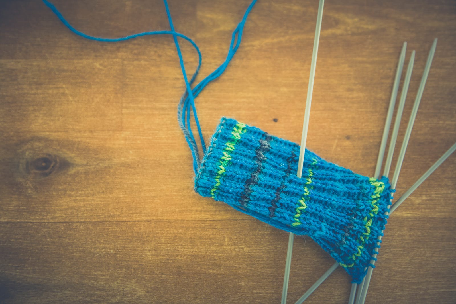Right-Sized New Year's Knitting Resolutions