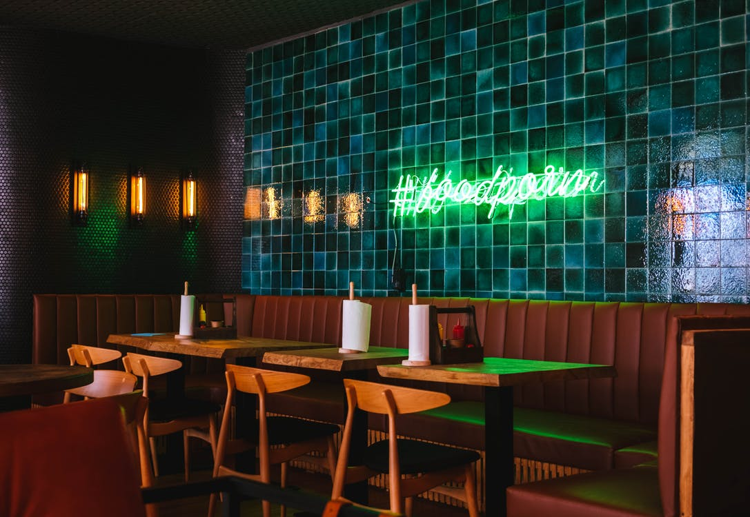 bar, design, golv
