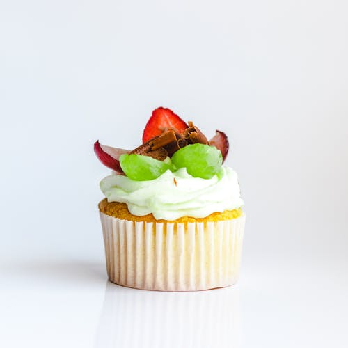 Gratis lagerfoto af bagt, bær, cremebudding, cremet