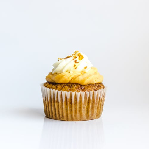 Gratis stockfoto met boter, cake, cakeje, eten