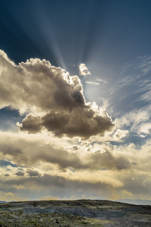 一縷陽光, 天性, 天空