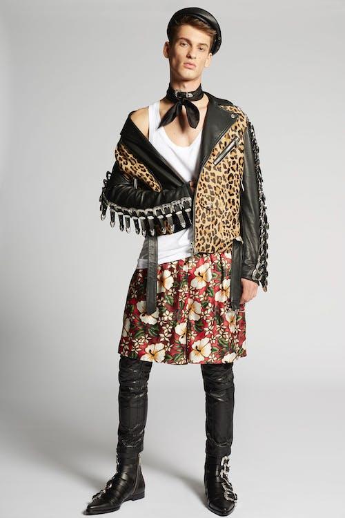 Základová fotografie zdarma na téma bunda, dospělý, kalhoty, model