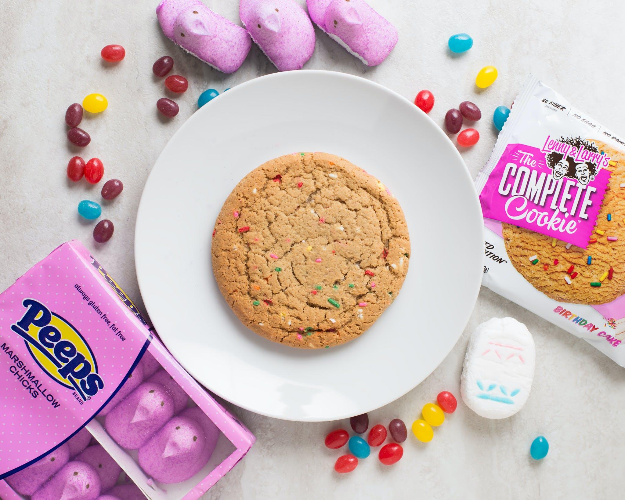 Kostenloses Stock Foto zu bunt, cookie, essen, marshmallows