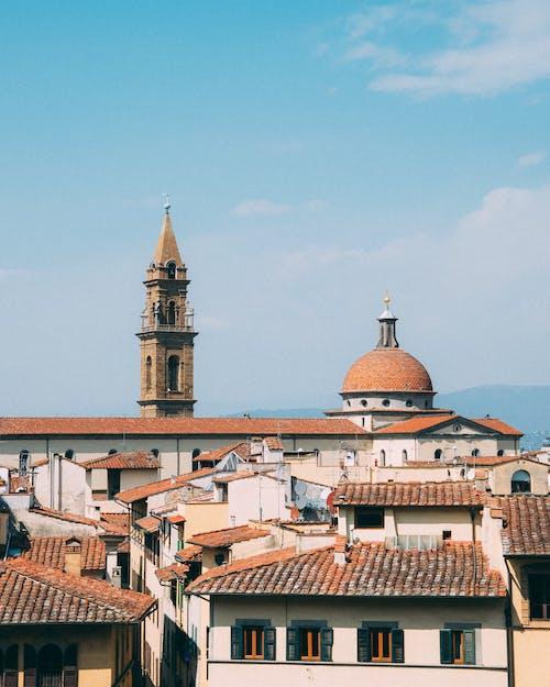 Darmowe zdjęcie z galerii z architektura, budynek, dach, europa