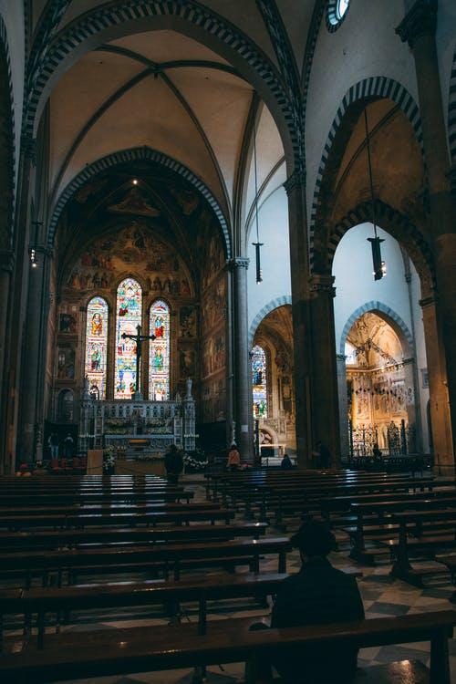 Inside Photo of Church