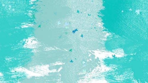 Бесплатное стоковое фото с Adobe Photoshop, Абстрактная живопись, голубой, креативный