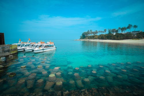 Photos gratuites de baie, bord de mer, ciel, eau