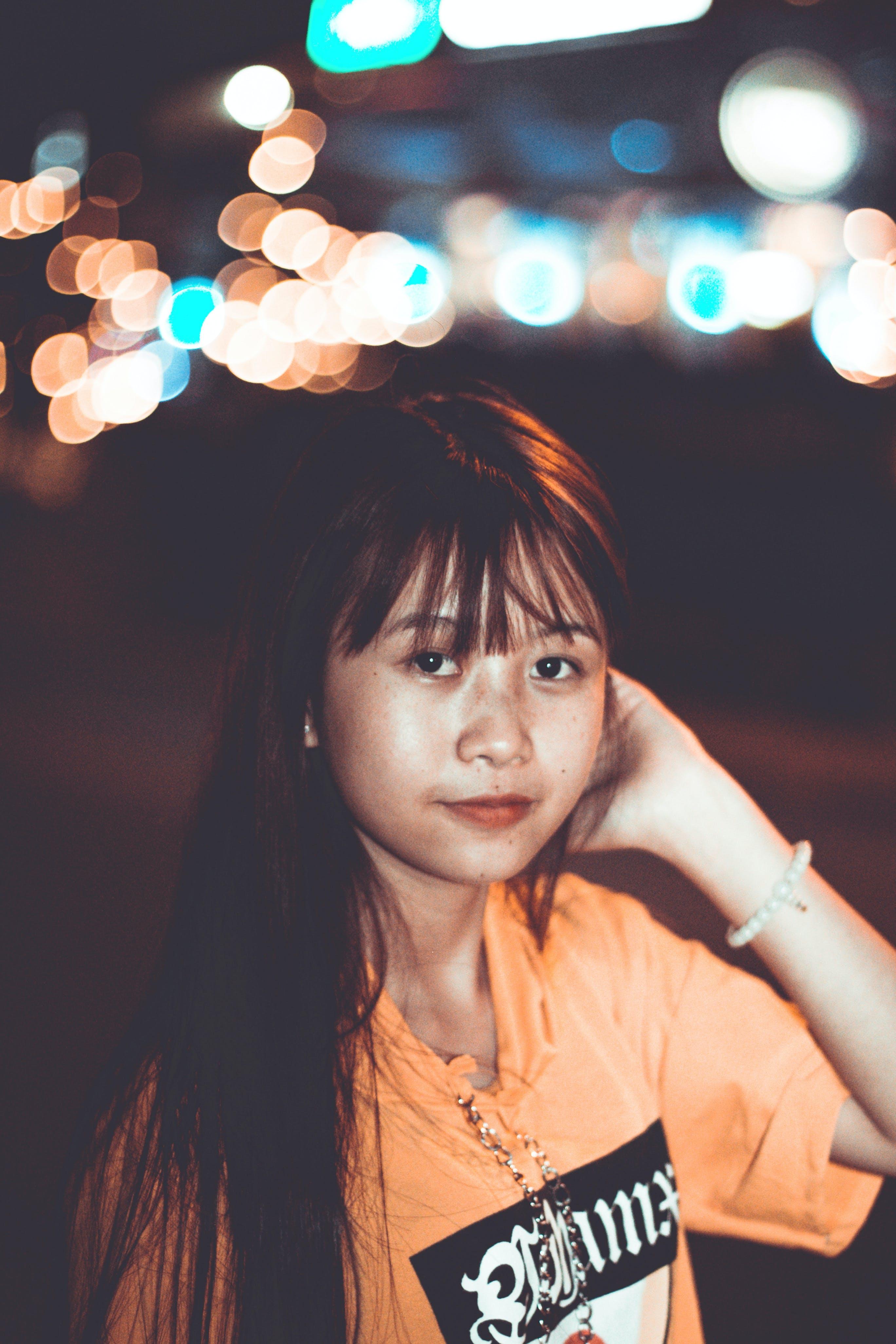 Fotos de stock gratuitas de adolescente, adulto, asiática, cantante