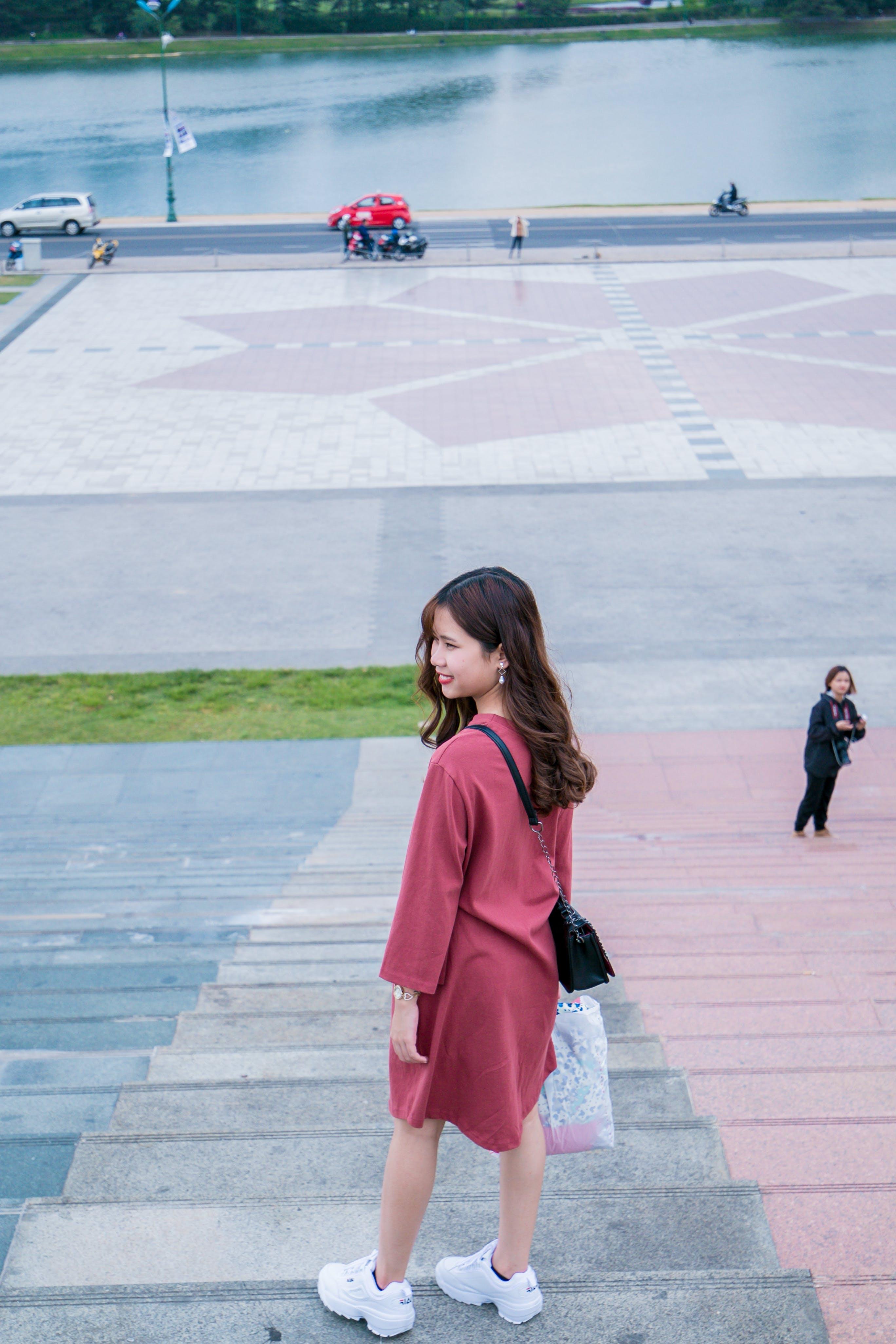 Kostenloses Stock Foto zu asiatin, asiatische frau, bezaubernd, erholung