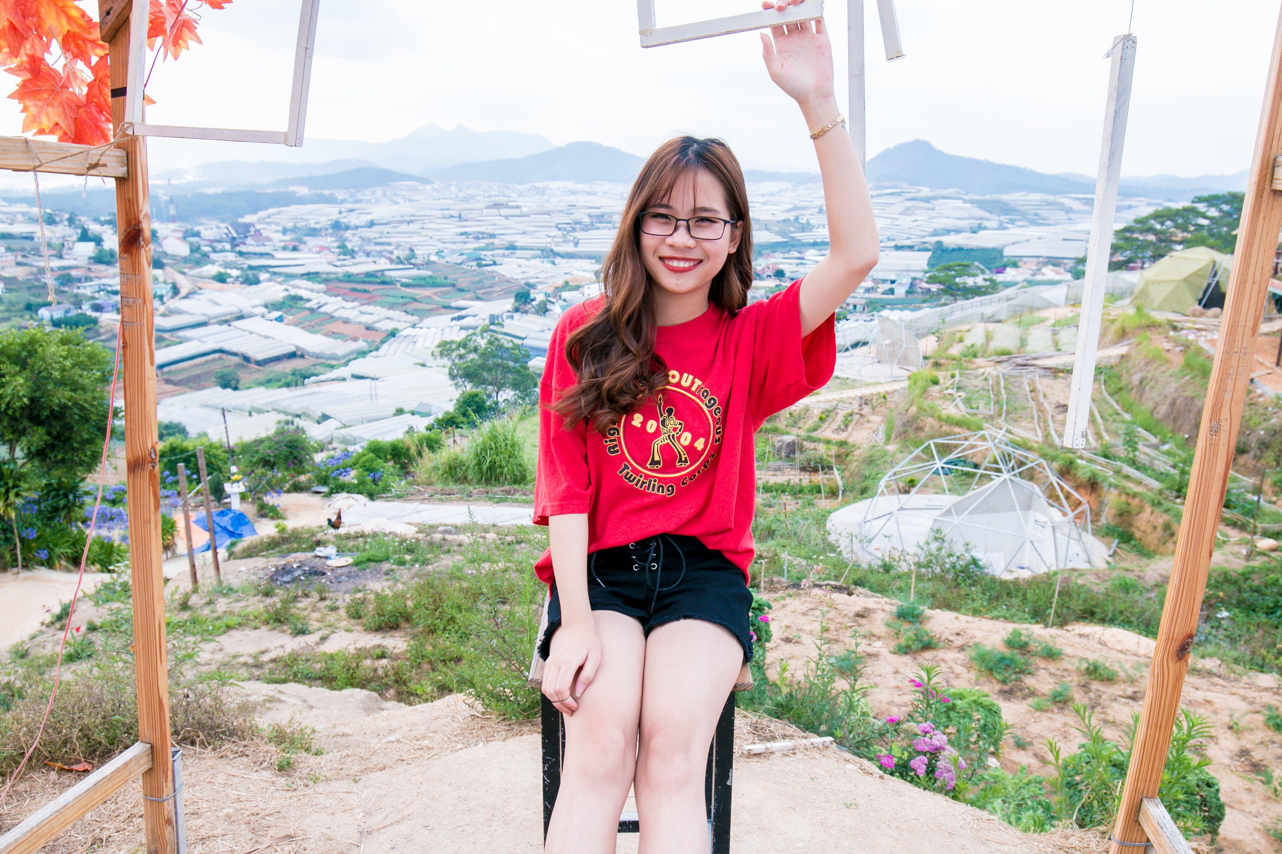 Ilmainen kuvapankkikuva tunnisteilla aasialainen nainen, aasialainen tyttö, hauska, henkilö