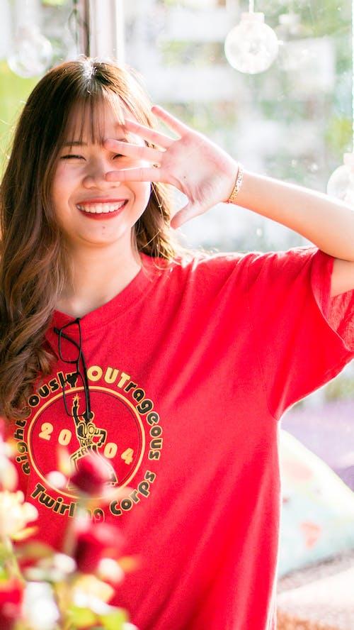 Gratis lagerfoto af asiatisk kvinde, Asiatisk pige, farverig, fritid