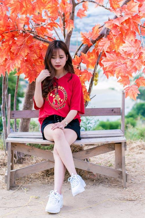 Ilmainen kuvapankkikuva tunnisteilla aasialainen nainen, aasialainen tyttö, aikuinen, asento