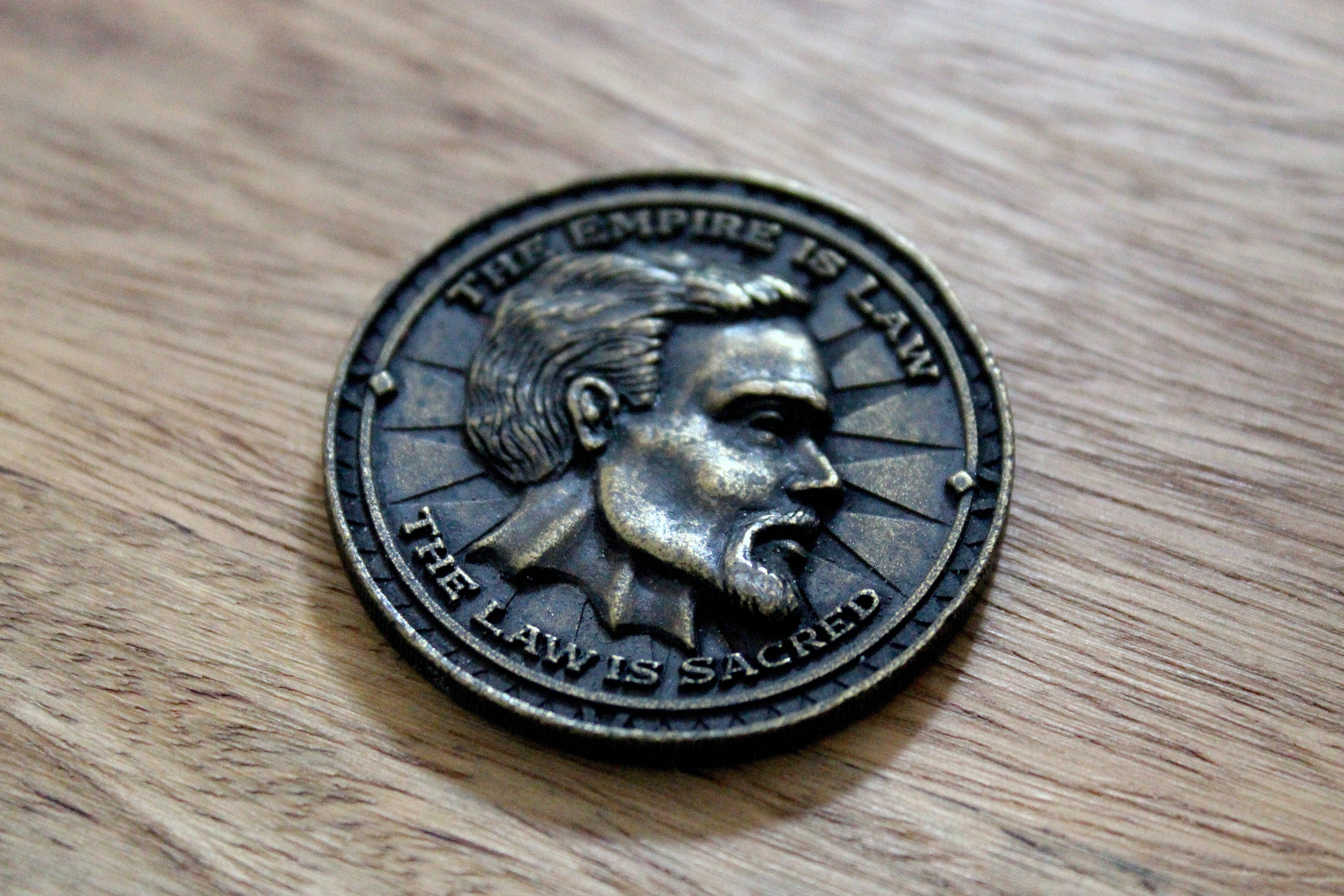 Free stock photo of antique, bronze, bronze coin, coin