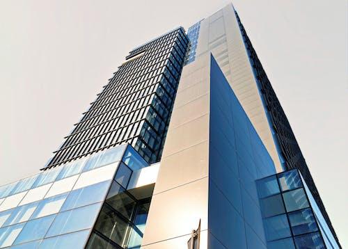 Kostnadsfri bild av arkitektur, betong, blå, byggnad