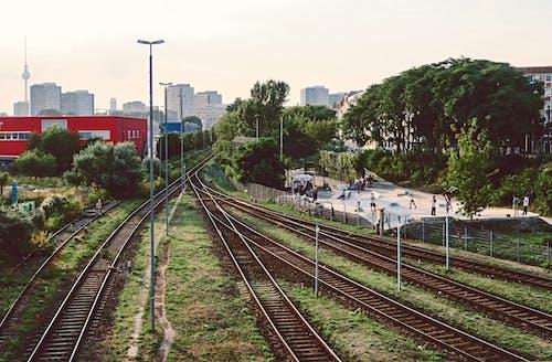 sbahn, 交通, 交通系統, 地上火车 的 免费素材照片