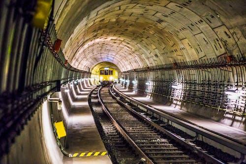 bvg, 交通系統, 令人不寒而慄的, 光 的 免費圖庫相片
