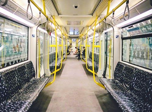 乘客, 公共交通工具, 反射, 旅程 的 免費圖庫相片