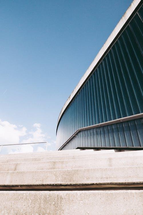 arkkitehtuuri, Betoni, futuristinen