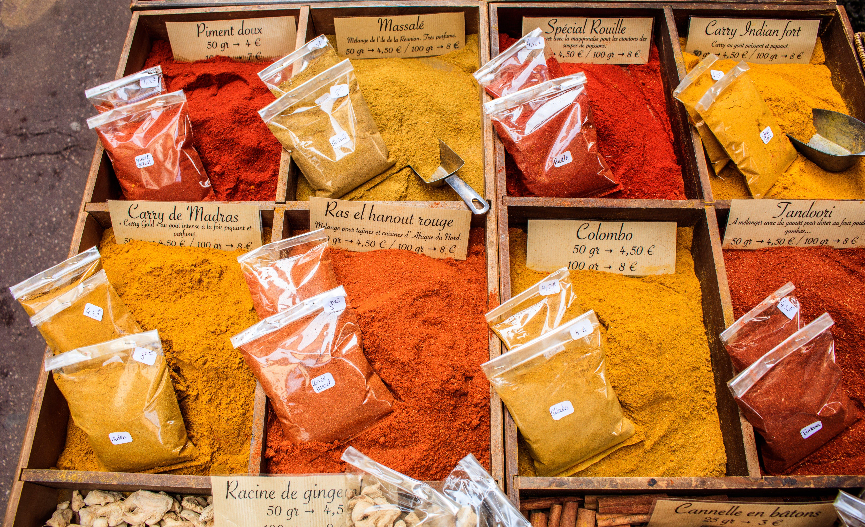Assorted Powder Lot
