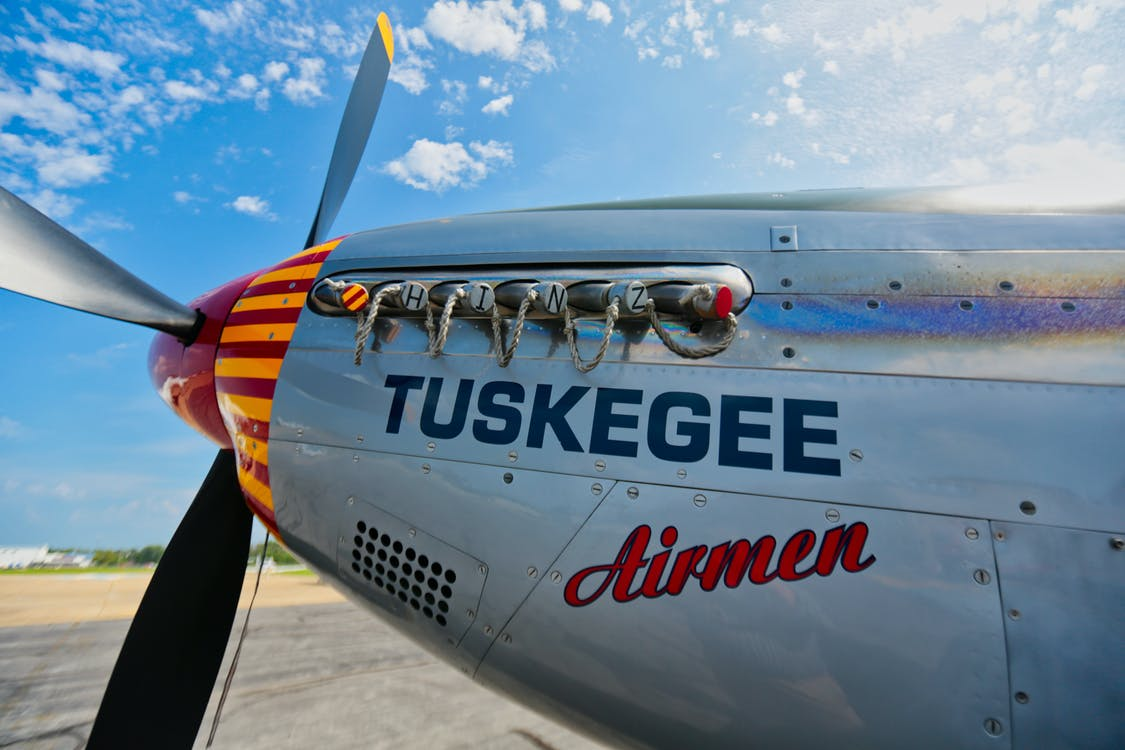 tuskegeeairmen, warbird, Авіація