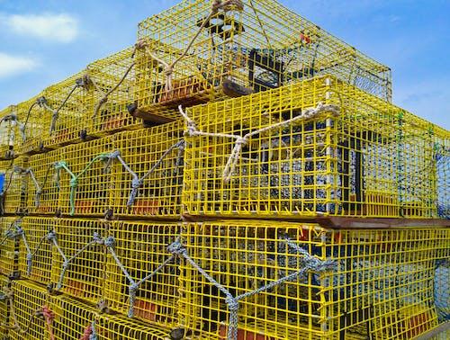 lobsterpots, 城市, 外觀, 工業 的 免費圖庫相片
