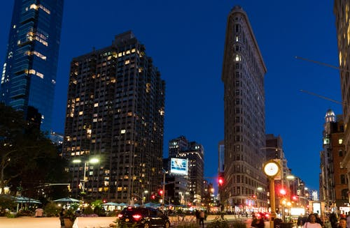 Photography of Buildings During Nighttime