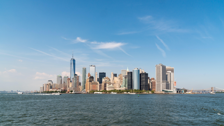 The World Trade Center, New York
