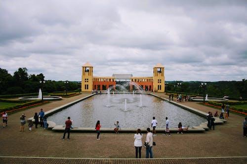 Kostenloses Stock Foto zu architektur, bewölkt, brasil, brasilien