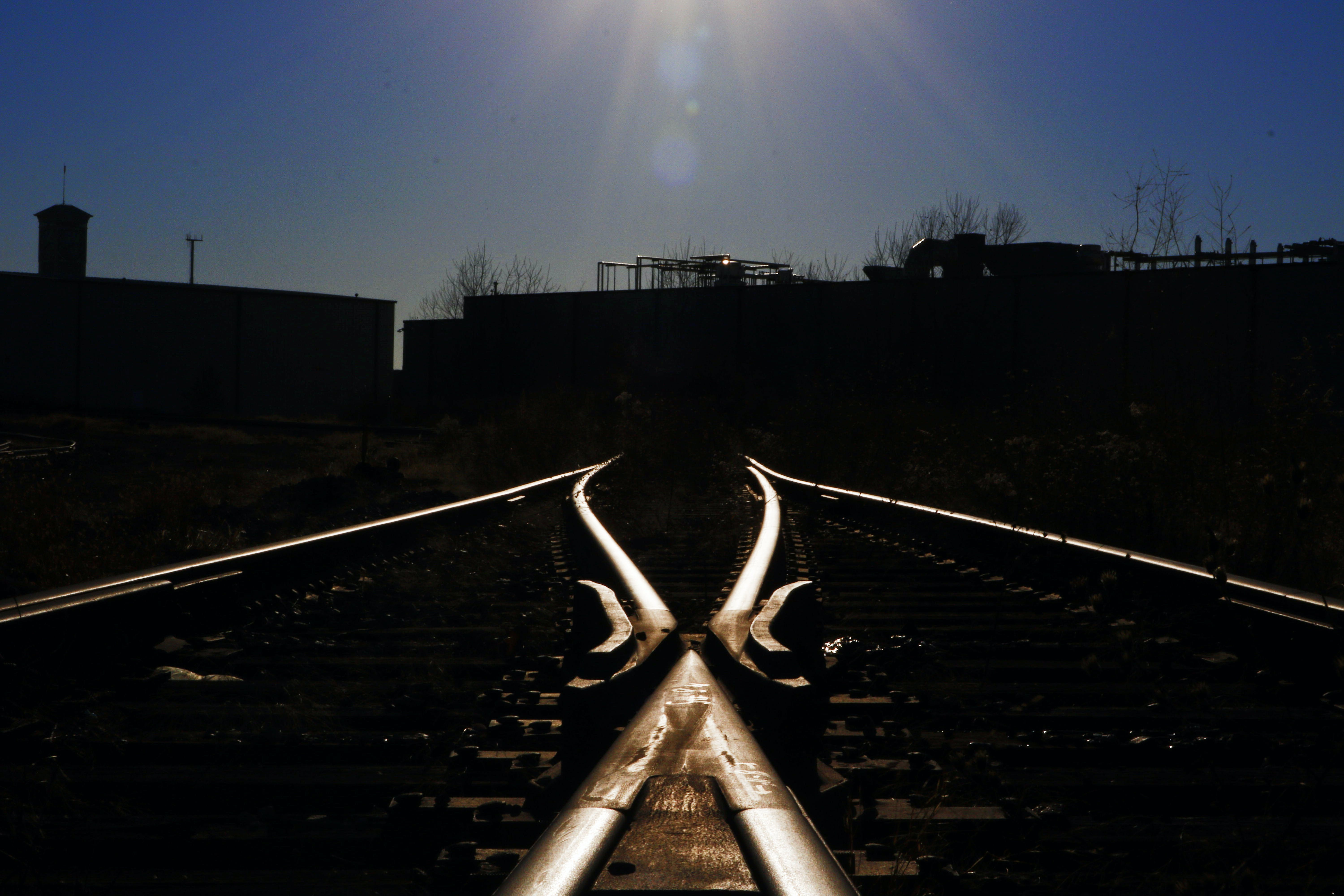 Free stock photo of infrastructure, railroad