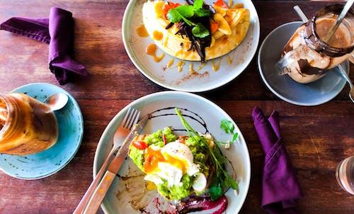 Gratis arkivbilde med appetittvekkende, bordserviett, delikat, ernæring