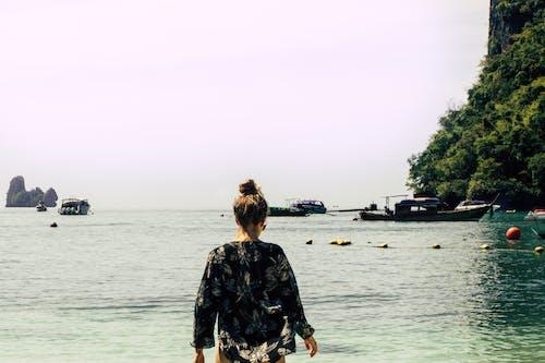 亞洲, 休閒, 假期, 夏天 的 免费素材照片