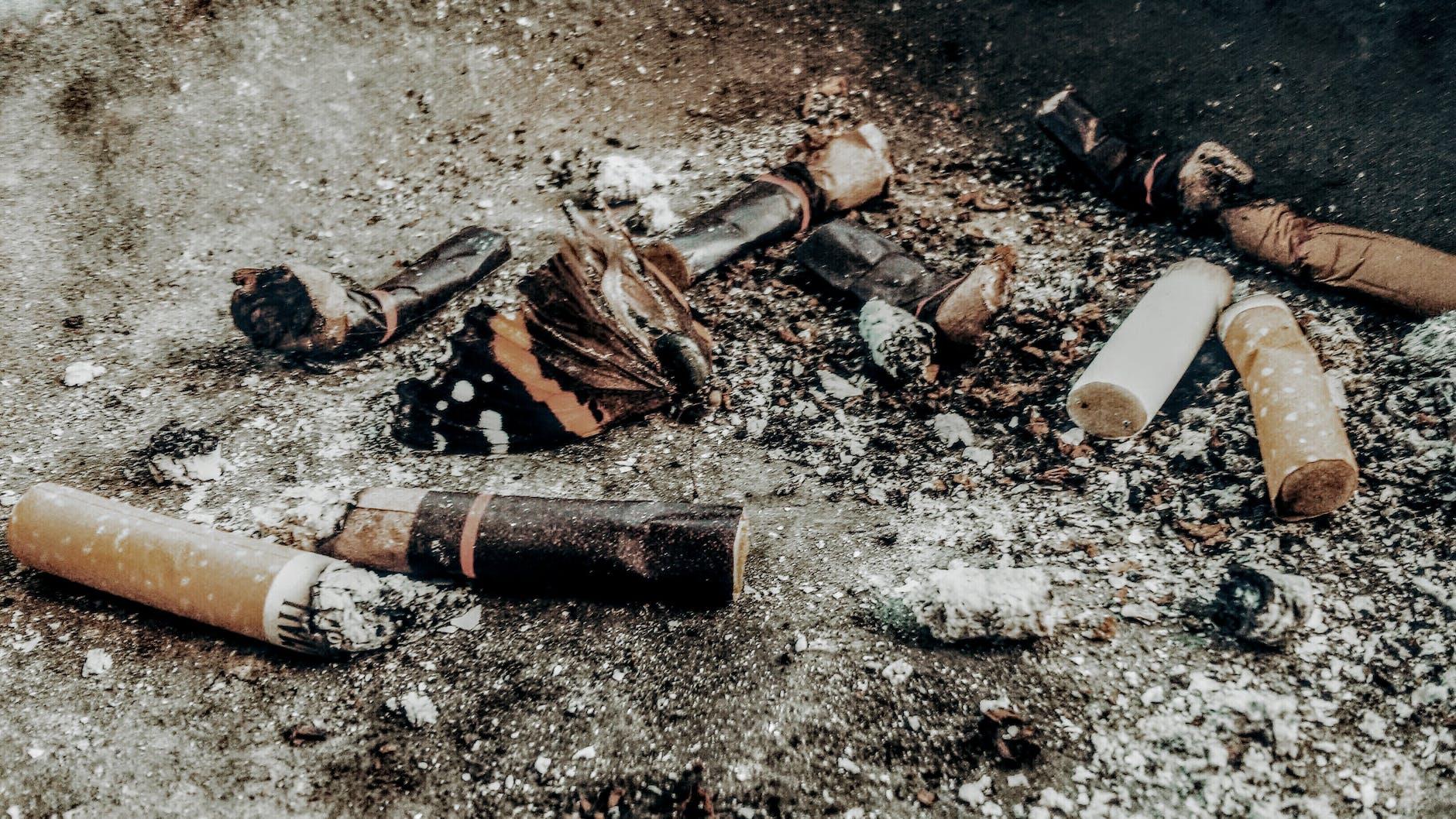 Боротьба з палінням в Україні посилена