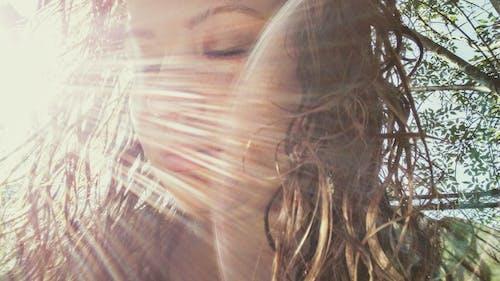 Free stock photo of beautiful, beauty, girl, glow
