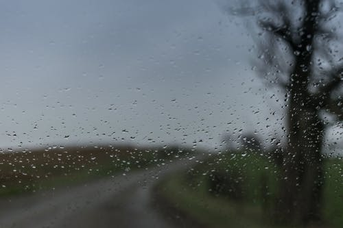 Безкоштовне стокове фото на тему «дорога, дощ, скло»