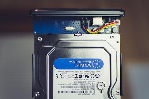 Free stock photo of disk, hard disk, hard drive, tech